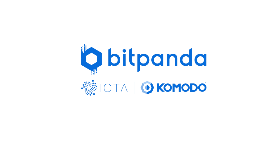 Bitpanda adds support for IOTA and Komodo (KMD)