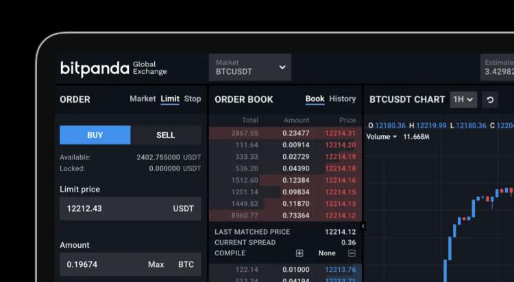 Bitpandaglobal Exchange