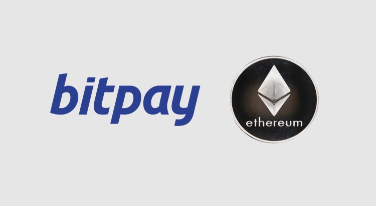 BitPay ETH