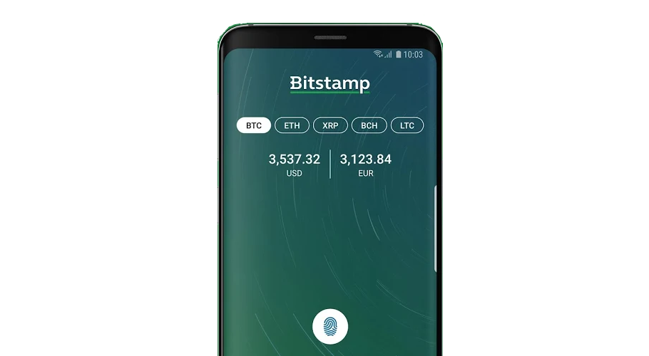 Crypto exchange Bitstamp releases new mobile app for iOS and Android