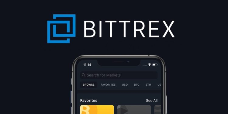 New mobile app for crypto exchange Bittrex now available for iOS