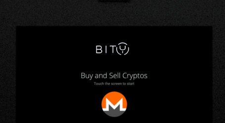 Crypto ATM network Bity adds support for Monero (XMR) purchases