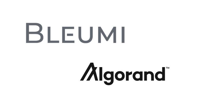 Blockchain technology firm Bleumi joins Algorand ecosystem