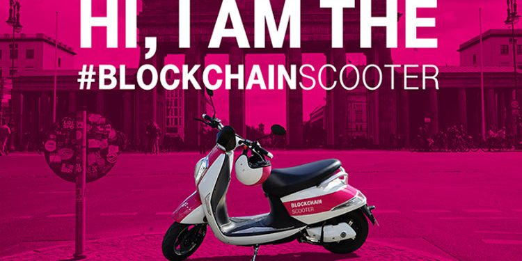 T-Labs launching blockchain scooter - the XRide