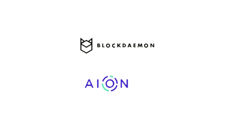 Aion Network partners with Blockdaemon for easy node deployment