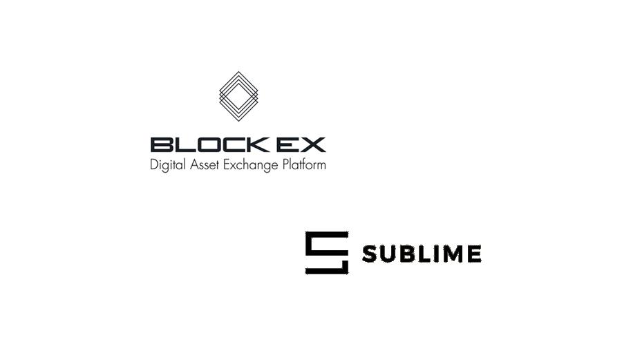 Sublime Group initiates market making operations on blockchain exchange operator BlockEx