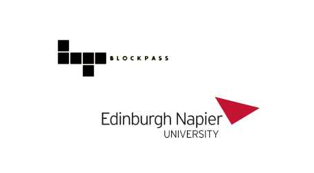 Edinburgh Napier University and Blockpass building Blockchain Identity Laboratory