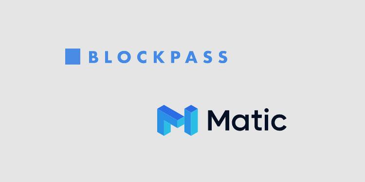 Blockchain blockchain KYC platform integrates with Matic