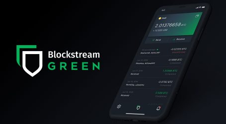 Blockstream launches new premium bitcoin wallet: Blockstream Green