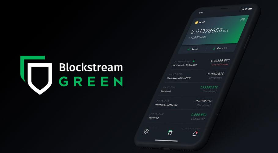 Blockstream launches new premium bitcoin wallet: Blockstream Green