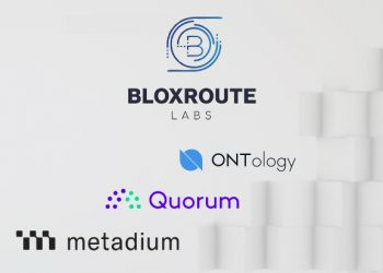 bloXroute blockchain scale network to deploy on Ontology, Quorum, Metadium