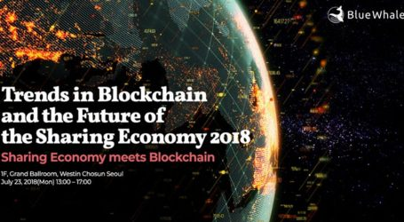 Blue Whale Foundation – Utilizing Blockchain to Power Smart Cities And Champion the World's Next Major Manpower Shift, The Sharing Economy