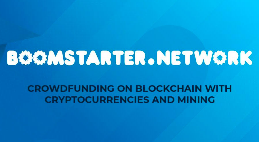 Boomstarter bids blockchain-based access to global startup funding