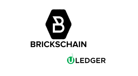 Brickschain and ULedger enable blockchain record system for construction