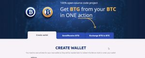 How to get Bitcoin Gold online? btgonline.io has a browser wallet
