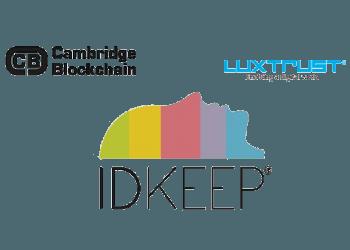 Cambridge Blockchain Luxtrust Idkeep