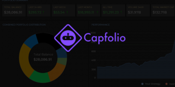 Capfolio launches new multi-exchange crypto trading platform