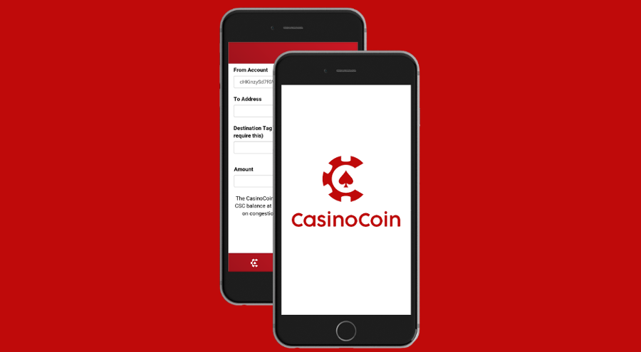 CasinoCoin (CSC) Android wallet now available for download