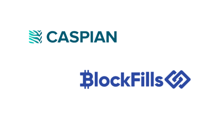 Caspian adds Blockfills liquidity to its list of more than 30 crypto providers