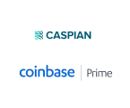 Crypto platform Caspian will integrate with Coinbase Prime