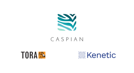 Tora and Kenetic launch Caspian for crypto asset management