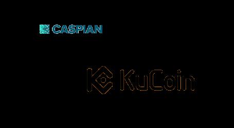 Caspian announces KuCoin as listing partner for its CSP token