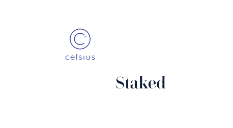 Celsius Network partners with Staked to offer crypto yield starting with DASH