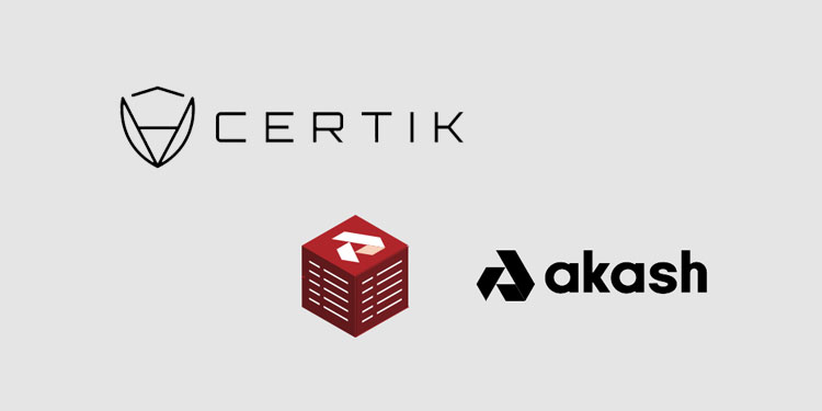 CertiK to enable DeFi and blockchain projects to decentralize their cloud infrastructure with Akash » CryptoNinjas