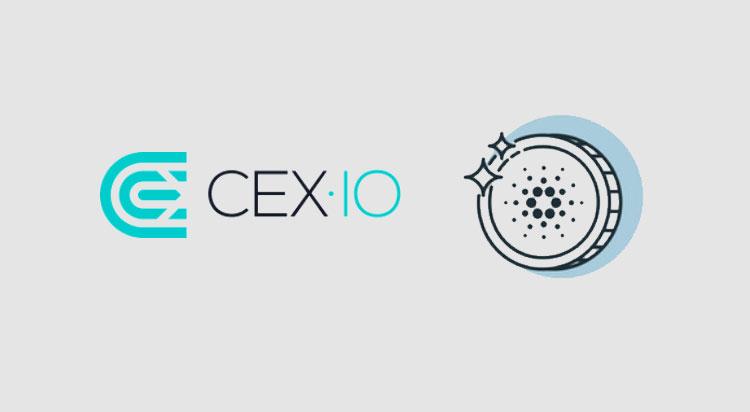 Crypto exchange CEX.IO lists Cardano (ADA)