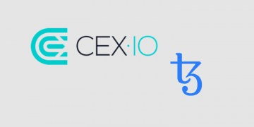 Crypto exchange CEX.IO lists Tezos (XTZ)