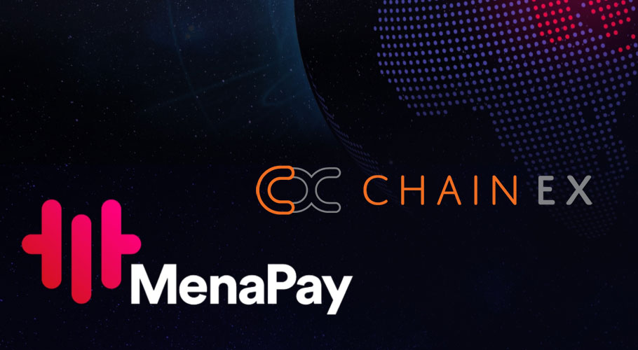 ChainEX partners with MenaPay for their first Initial Exchange Offering