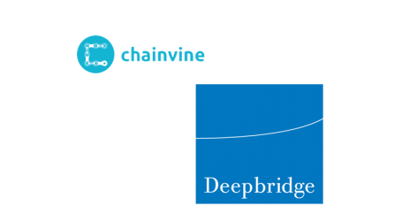 Chainvine secures £2.5 million Series A funding round led by Deepbridge Capital