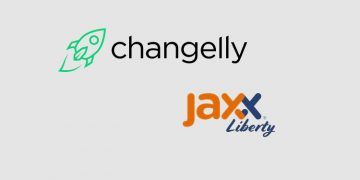 Jaxx Liberty crypto wallet expands in-app exchange options with Changelly