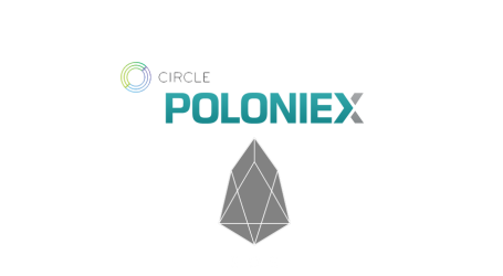 Circle announces crypto exchange Poloniex adds EOS