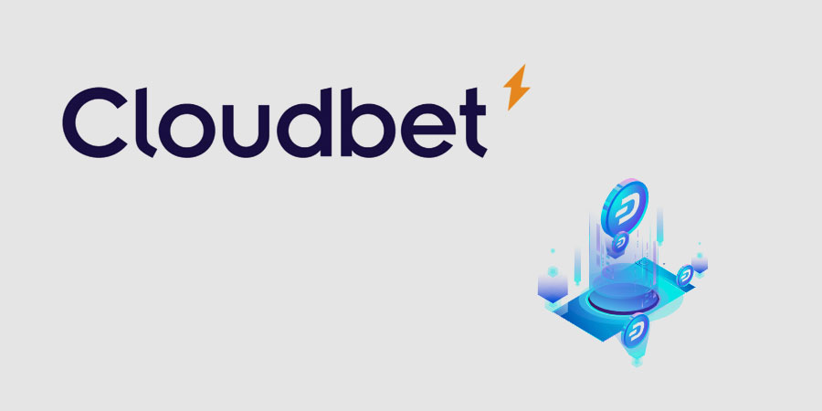 Cloudbet now offers deposits and withdrawals with Dash