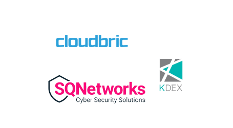 Blockchain security platform Cloudbric parnters with SQNetworks and KDEX Exchange