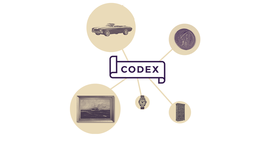 Codex protocol announces new ecosystem members providing services to fine arts industry