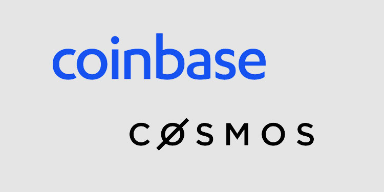 Coinbase adds support for Cosmos (ATOM) token