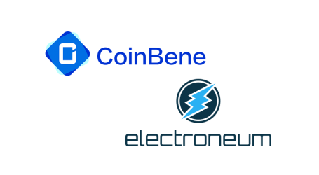 Cryptocurrency exchange CoinBene adds support for Electroneum (ETN)
