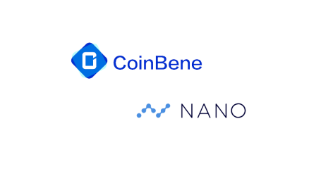 Crypto exchange CoinBene adds support for Nano
