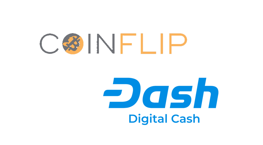 Dash now available on Coinflip bitcoin ATMs