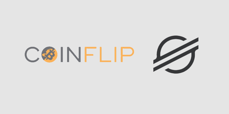 Bitcoin ATM operator CoinFlip adds support for Stellar (XLM)