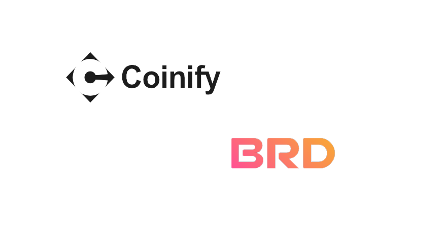 Blockchain payment provider Coinify to power bitcoin purchases in BRD wallet