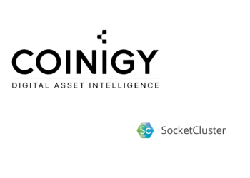 Crypto trading platform Coinigy partners with Node.js framework SocketCluster