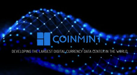 Coinmint begins operations of world's largest cryptocurrency mining center