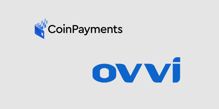 Crypto payments processor CoinPayments integrates with point-of-sale provider Ovvi