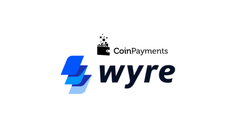 CoinPayments partners with Wyre to offer BTC to fiat settlement for ecommerce merchants
