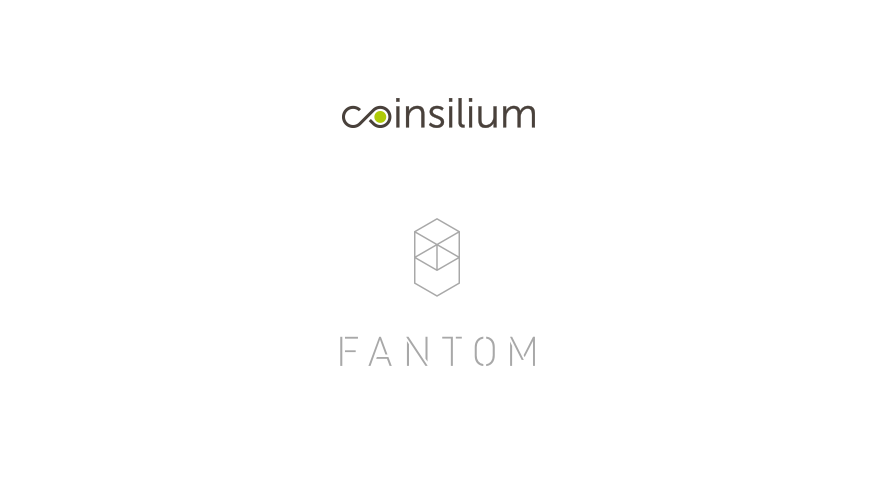 Coinsilium to provide advisory for FANTOM token generation event