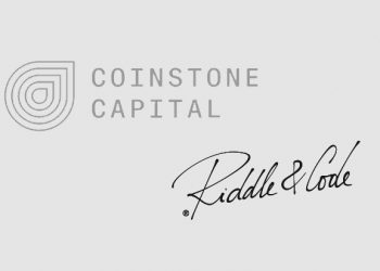 Coinstone Capital launching blockchain fund powered by RIDDLE&CODE