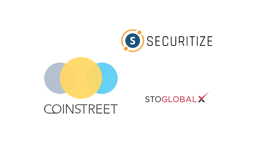 Securitize, Coinstreet Partners, and STO Global-X team for adoption of security tokens in Asia